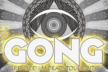 Gong – Rejoice! I´m Dead!