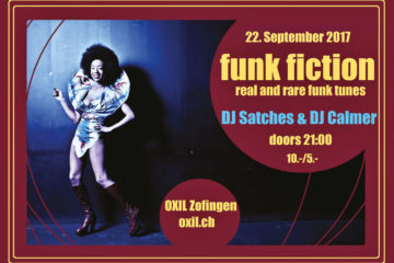 Funk Fiction