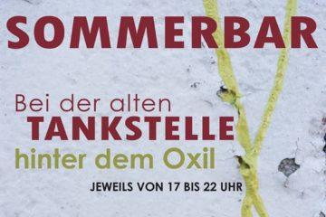 OXIL Sommerbar