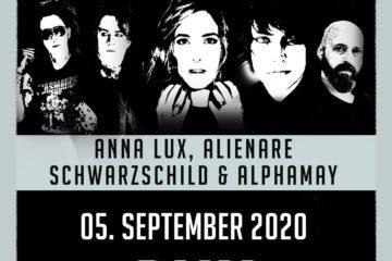 LUX Fest- AnnA Lux/ ALIENARE/ Alphamay/ Schwarzschild