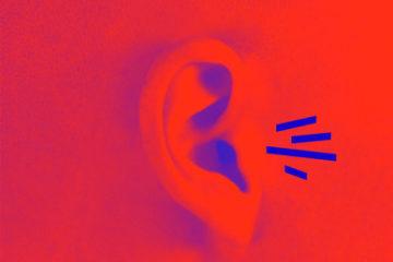 Hörstube mit Radio Kanal K