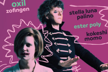 QUEER-FESTIVAL mit Ester Poly