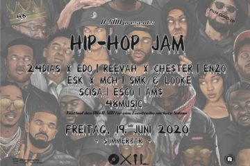 Sommerbar – Hip-Hop Jam