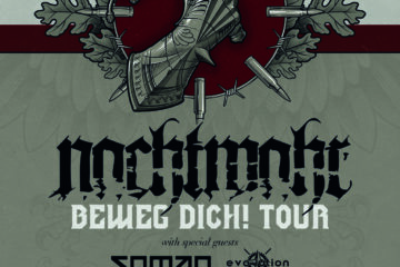 NACHTMAHR & Special guests