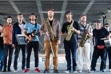Sommerbar mit Fischermanns Orchestra