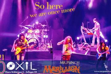Mr.Punch Plays Marillion