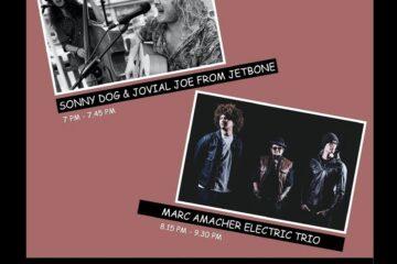 Marc Amacher Electric Trio
