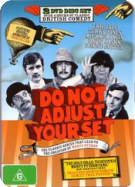 Monty Python – Do not adjust your set