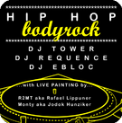 HipHop Bodyrock mit Live Painting Session